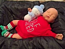 CHRISTMAS NEWBORN BABY Child friendly REBORN Doll cute realistic babies Reduced