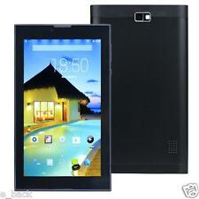 7 PULGADAS HD Dual SIM Cámara 3g Dual Core Tablet PC Android 4.2 Wifi Bluetooth