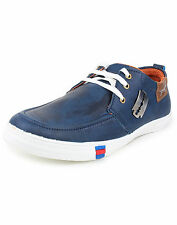 Inure Red/Tan/Blue Casual Shoe For Men Art No-83