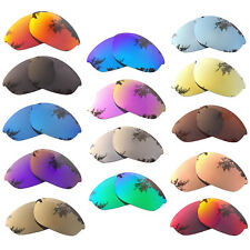 Polarized Replacement Lenses for-Oakley Half Jacket Sunglasses Multiple-colors