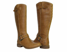 Timberland EK Savin Hill Tall Wheat Woodlands Women's Riding Boots A11ZF