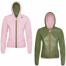 K-WAY LILY PLUS DOUBLE GIACCA DONNA imperm prv/est Variable Meteo KWAY A04tdoljy