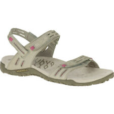 Merrell Terran Strap Ii Womens Footwear Sandals - Taupe Hawthorn All Sizes