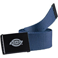 Dickies Orcutt Mens Belt Web - Dark Navy One Size