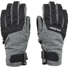 Volcom Cp2 Goretex Mens Gloves Ski - Heather Grey All Sizes