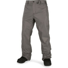 Volcom Freakin Snow Chino Mens Pants Snowboard - Charcoal All Sizes
