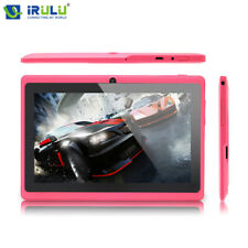 7 inch Tablet PC Android 6.0 Allwinner Quad Core 8GB ROM Dual Cameras HD Screen