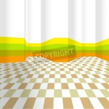 """Bildmotiv """"vector illustration of a beautiful wall prospects in different co..."""""""