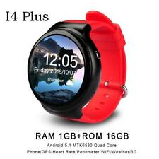 I4 Plus Super Smart Watch with 1GB Ram & 16GB Flash for IOS & Android