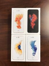 Genuine Apple iPhone 6S 16/64GB/128GB Rose Gold/Gold/Silver/Grey EMPTY BOX