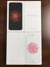 Genuine Apple iPhone 6 Plus 16/64GB/128GB Rose Gold/Gold/Silver/Grey EMPTY BOX