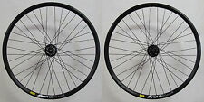 "DT Swiss 370 15x100mm 12x142mm Mavic Xm319 Disc Set ruote mtb 29 "" NERO 6-L"