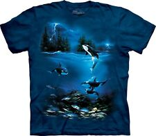 Stormy Night Zoo Shirt Adult Unisex The Mountain