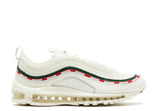 Nike Air Max 97 OG X Undefeated White Red Green USA Import with Stock X Tag