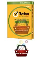 Norton Security 2018 - 1 Device, 1 Year, Original CD + Product Key
