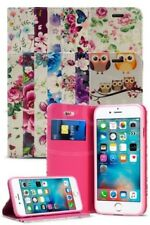 para Apple iPhone 5c moderno de lujo Flor Magnético Funda Tipo Cartera 32
