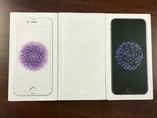 Original Apple iPhone 6 16GB / 32gb/ 64gb/ 128gb/ ORO / SILVER / gris vacío Caja