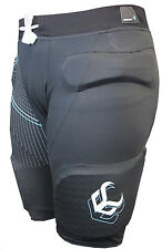 DEMON S15 Femmes Flex Force Pro rembourré Snowboard Short HANCHES, Coccyx