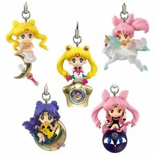 Sailor Moon Twinkle Dolly Part 3 Mini Figure Charm Strap Set Bandai portachiavi