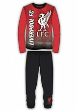 NEW Authentic Official Boys Liverpool FC Badge Pyjamas 4 to 12 Years Football