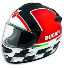 DUCATI ARAI CHECKMATE drudi performance INTEGRAL CASCO