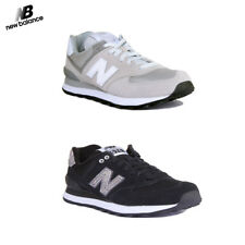 New Balance WL574CIE Shattered Pearl Women Suede Leather Black Magnet Trainers