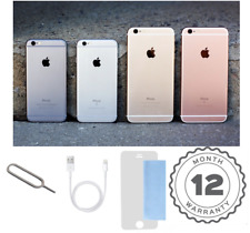 Apple iPhone 6 / PLUS / 6s 16GB 32gb 64gb 128gb DORADO / SILVER/gris/rosa libre