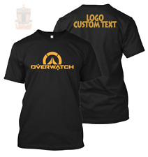 New Overwatch Custom Text Perzonalized 2018 PS4-XboxOne Tee/TShirt/Shirt