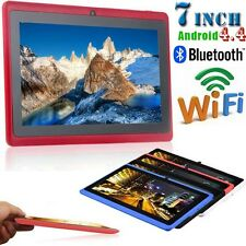 "7 "" DOPPIA CAMERA WIFI BLUETOOTH QUAD CORE 1.5H 8GB Google Android 4.4tablet PC"