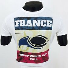 FRANCIA RUGBY WORLD CUP 2015 T-SHIRT