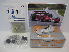 Formula 1 model kit 1:43 TAMEO, TENARIV, MERI KITS, FDS, BBR - NEW Factory Seal