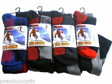 Alto Rendimiento Transpirable Confort esquí, senderismo, Walking socks size 6-11