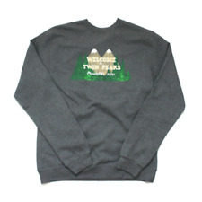 Habitat x Twin Peaks - Welcome to TP Sudadera - Gris