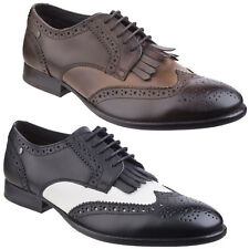 Base London Bartley Zapatos Oxford Zapatos Formales CUERO CORDONES HOMBRE