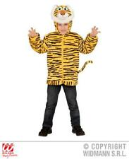 World Book Day The Tiger Who came to Tea Hooded Top and Mask Plush Kids WBD