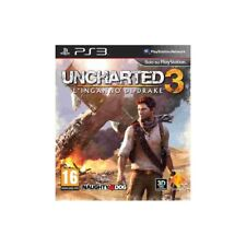 UNCHARTED 3 PS3 USATO