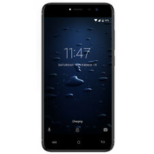 "Negro Azul CUBOT NOTE PLUS 4g Smartphone 5.2"" Android 7.0 Quad-core 3g+32gb"