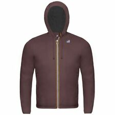 K-WAY giacca IMPERMEABILE UOMO JACQUES NYLON JERSEY prv/est Summer KWAY 085ieahb