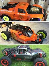 Swingy P's Body shell Tethers for Losi 5ive-t, Losi 5ive-b, Losi DBXL and KM X2