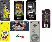 TPU Gel Silicona Carcasa Funda Apple iPhone 5 6 6S Plus 7 8 X SIMPSONS NETFLIX