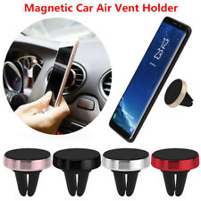 360° Universal Metal Magnetic Car Air Vent Holder Mount Stand For Cell Phone GPS