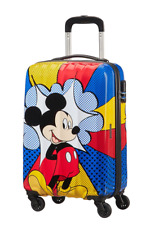 American Tourister Trolley 4 ruote Spinner 55cm