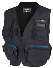 Greys New 2018 All Weather Lightweight Multi Pocket Fly Fishing Vest - All Sizes