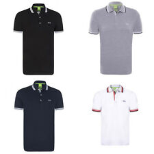Genuine Hugo Boss Paule Polo Shirt Top Mens S M L XL XXL Modern Fit  Bnwt - New