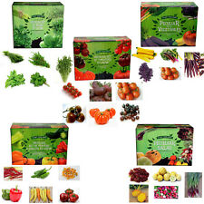 Plant Your Own Peculiar Set of Herbs Vegetables Salad Tomatoes Peppers to Grow