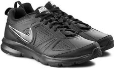 Nike Mens Trainer Lite XI T-Lite Leather Gym Cross Trainer Running Black Silver