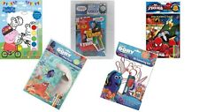 Peppa Pig accessori dory 3D SPIDERMAN Thomas ARTE Matita Set da gioco PACCO
