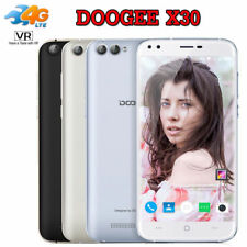 """5.5"""" DOOGEE X30 Smartphone Four Camera Android 7.0 Quad Core 16GB Mobiles Phone"""