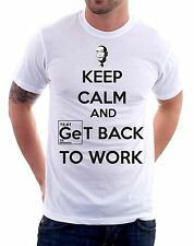 t-shirt Br.Ba. Gus Fringe, Keep Calm... - To give happiness by tshirteria d113