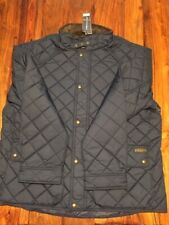 Polo Ralph Lauren Cadwell Quilted Hunting Jacket - Navy - RRP £229